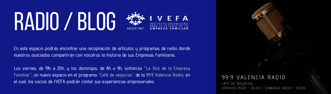 Radio Blog IVEFA